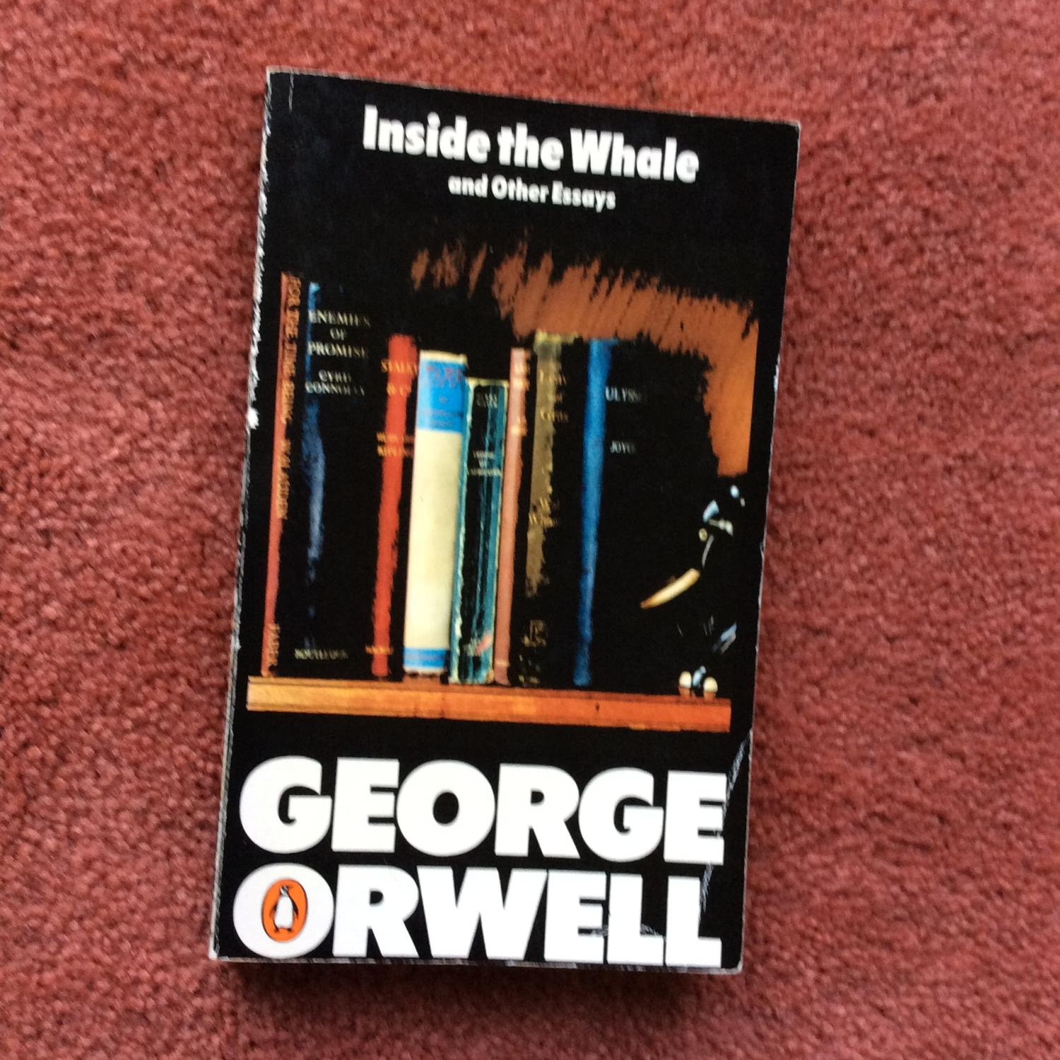 1984 by essay george orwell 1615 quotes from 1984: 'perhaps one did not want to be loved so much as to be understood.