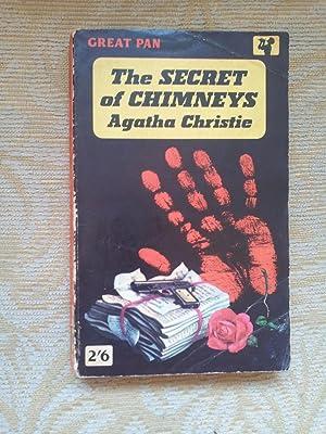 THE SECRET OF CHIMNEYS: AGATHA CHRISTIE