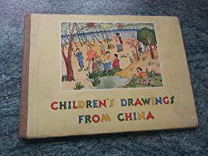CHILDREN'S DRAWINGS FROM CHINA 1955