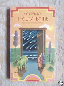 THE LAST BATTLE: LEWIS C.S.