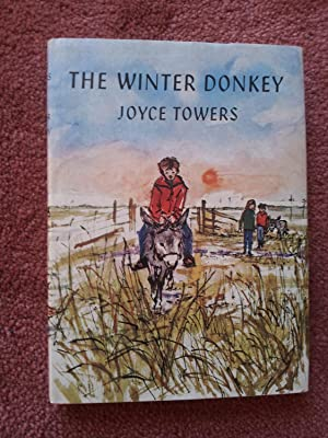THE WINTER DONKEY - Signed By Author