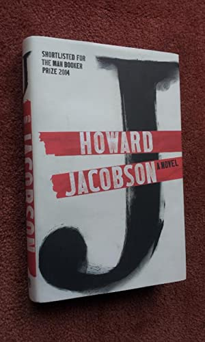 J: HOWARD JACOBSON