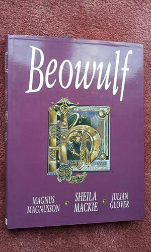 BEOWULF - MAGNUS MAGNUSSON, SHEILA MACKIE, JULIAN: JULIAN GLOVER