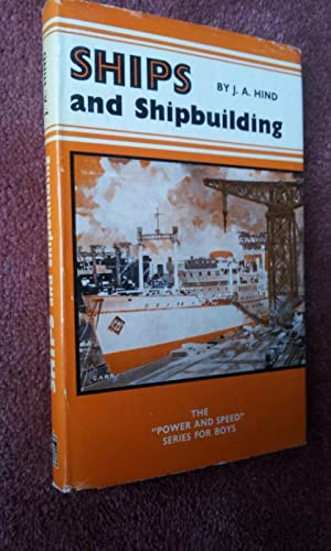 SHIPS AND SHIPBUILDING