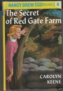 NANCY DREW-SECRET RED GATE FARM: KEENE ,CAROLYN