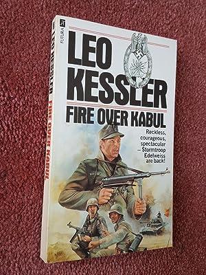 FIRE OVER KABUL: LEO KESSLER