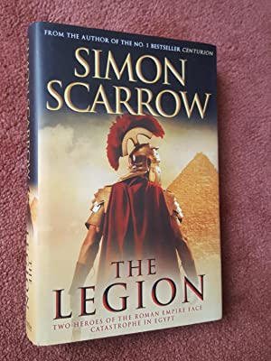 THE LEGION - SIGNED BY AUTHOR