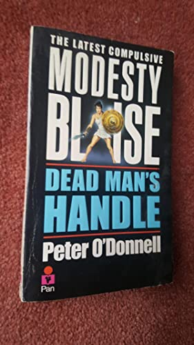 MODESTY BLAISE - DEAD MAN'S HANDLE