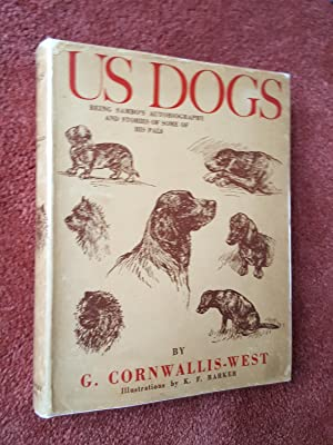 US DOGS - Being Sambo's Autobiography and Stories of Some of His Pals