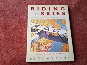 RIDING THE SKIES - Classic Posters from the Golden Age of Flying