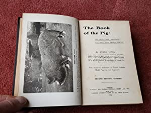 THE BOOK OF THE PIG - 1906