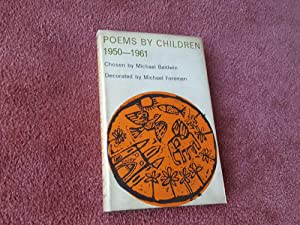 POEMS BY CHILDREN 1950-1961