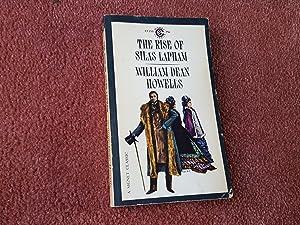 THE RISE OF SILAS LAPHAM: WILLIAM DEAN HOWELLS