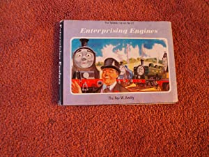 ENTERPRISING ENGINES - The Railway Series No. 23