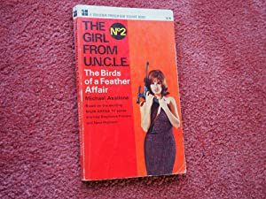 THE GIRL FROM U.N.C.L.E. No.2 - THE BIRDS OF A FEATHER AFFAIR