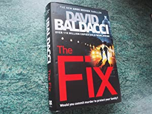 THE FIX - An Amos Decker Thriller