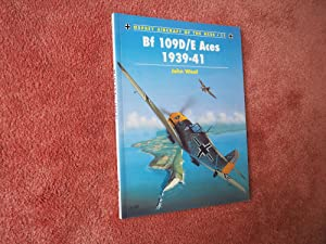 OSPREY AIRCRAFT OF THE ACES 11 - BF 109D/E ACES 1939-41