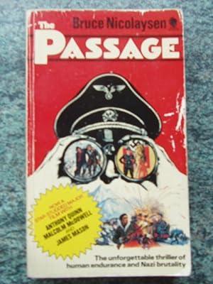 THE PASSAGE: NICOLAYSEN, Bruce