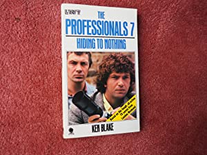 THE PROFESSIONALS 7 - HIDING TO NOTHING