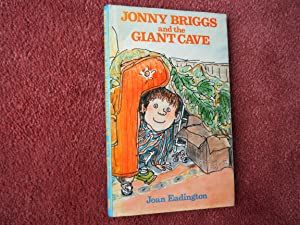 JONNY BRIGGS AND THE GIANT CAVE - Signed By Author