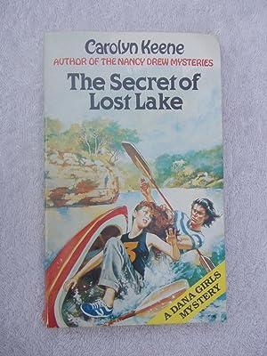 THE SECRET OF LOST LAKE-A DANA GIRLS: KEENE , CAROLYN
