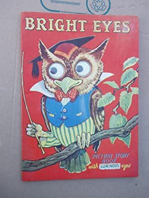 BRIGHT EYES PICTURE STORY BOOK WITH LUMINOUS