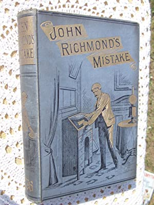 JOHN RICHMOND'S MISTAKE
