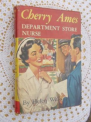 CHERRY AMES-DEPARTMENT STORE NURSE: WELLS, Helen
