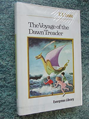 an analysis of the voyage of the dawn treader by c s lewis Buy voyage of the dawn treader by c s lewis (9780007323104) from boomerang books, australia's online independent bookstore.