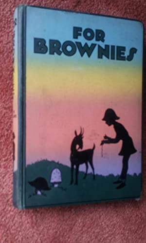 FOR BROWNIES - Stories and Games for: URSULA MORAY WILLIAMS