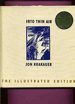 Into Thin Air, A Personal Account of: Krakauer, Jon.