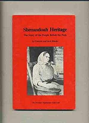 Shenandoah Heritage, The Story of the People: Reeder, Carolyn and