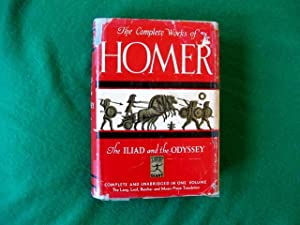 The Complete Works - The Iliad &: Homer, William Innes.