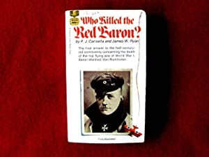Who Killed The Red Baron? The Final: Carisella F.J. &