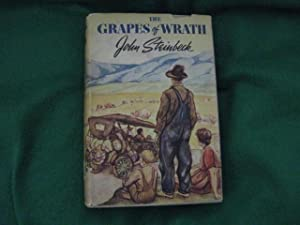 The Grapes of Wrath - (1st edition: Steinbeck, John.