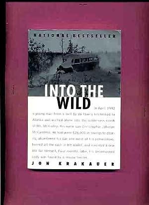 Into the Wild - (Christopher Johnson McCandless): Krakauer, Jon.