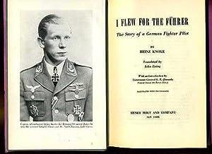 I Flew For the Fuhrer - The: Knoke, Heinz.