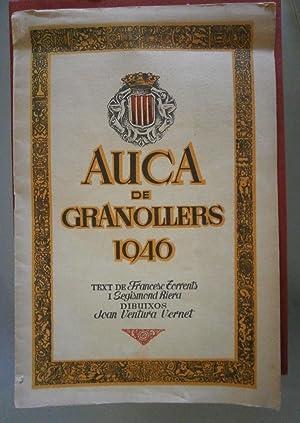 Auca de Granollers 1946: Torrents, Francesc