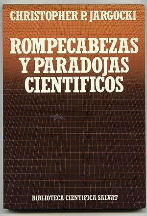 ROMPECABEZAS Y PARADOJAS CIENTÍFICOS: Christopher P. Jargocki