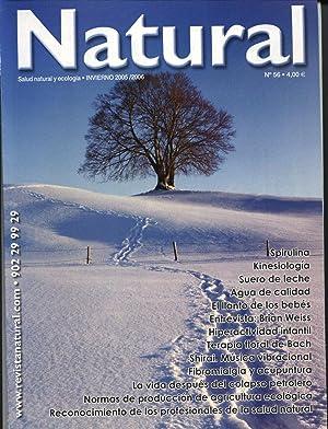REVISTA NATURAL Nº 56 - INVIERNO 2005/2006: Nueva era, esoterismo,