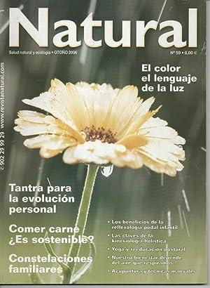 REVISTA NATURAL Nº 59 - OTOÑO 2006: Nueva era, esoterismo,