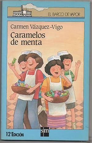 CARAMELOS DE MENTA - A PARTIR DE: CARMEN VÁZQUEZ