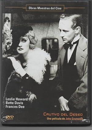 DVD CAUTIVO DEL DESEO, JOHN CROMWELL -: Director: John Cromwell