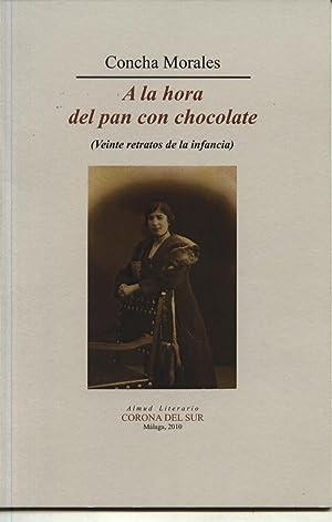 A La Hora Del Pan Con Chocolate: Concha Morales