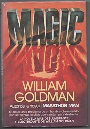 MAGIC (AUTOR DE LA NOVELA MARATHON MAN)