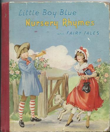 Little Boy Blue Nursery Rhymes And Fairy