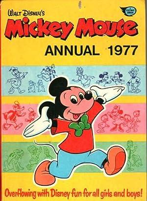 Mickey Mouse Annual 1977: Walt Disney