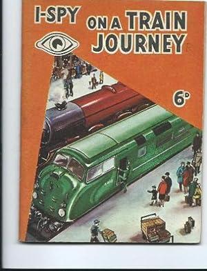 I-Spy on a Train Journey: Big Chief I-Spy
