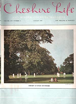 Cheshire Life August 1950: V/A