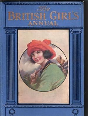 The British Girl's Annual 1924: Eric Wood (editor)